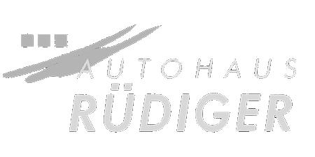 Logo Autohaus Rüdiger
